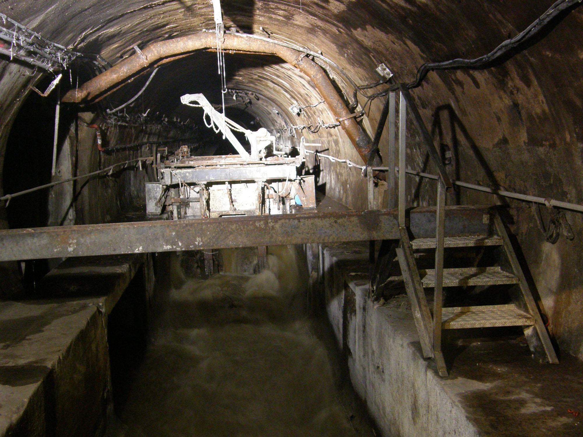 Paris Sewer System Around And About With Viv