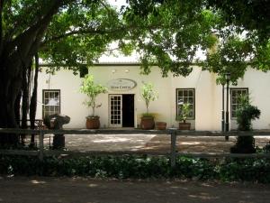 The Wine Center, where wine tastings are held