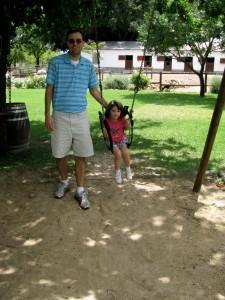 Fun in the playground