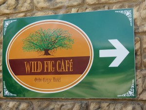 This way to Wild FIg Cafe