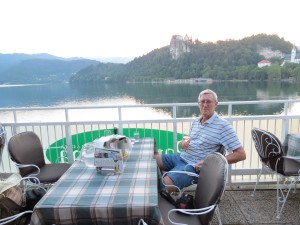Rod at Panorama, Bled