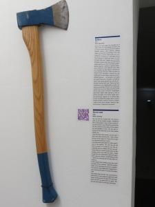 An ex-axe