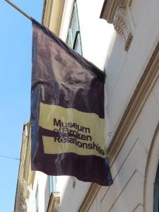 Museum banner