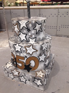 Cake to celebrate the St Louis Walk of Fame