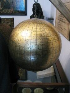 An old globe