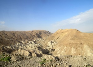 The mountain desert is a fascinating, surreal kind of place