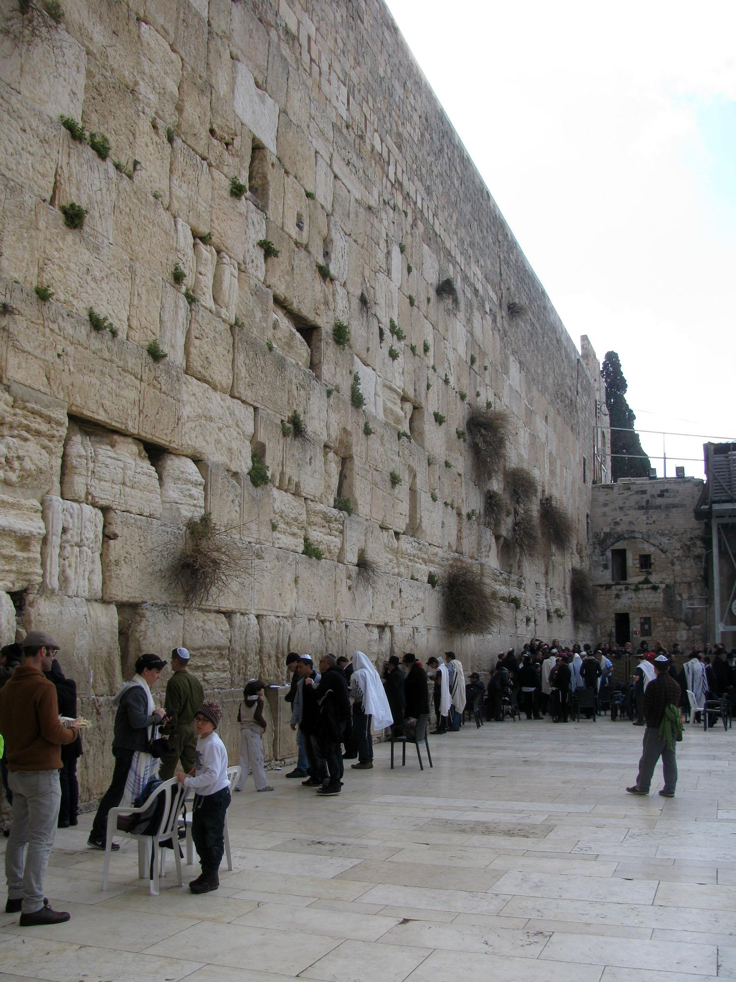 Jerusalem's Western ...