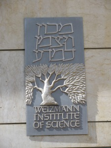 Weizmannplaque