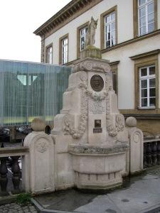 Michel Rodange Monument