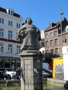 The 't Mooswief statue