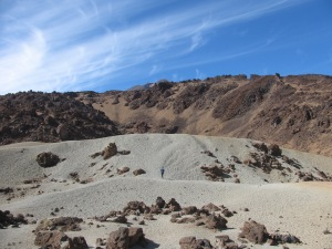 Teidevolcanic