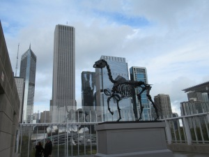 horseskyline